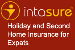 Expats holiday home insurance